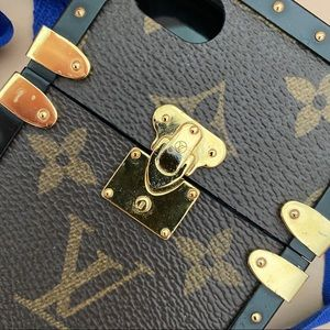 Louis Vuitton's Coveted iPhone Trunk Case
